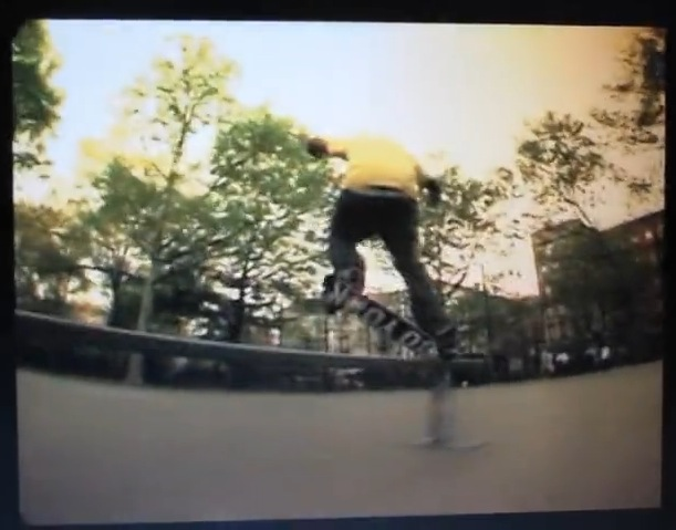 Anywhere Skateboarding Takes You There (2011)