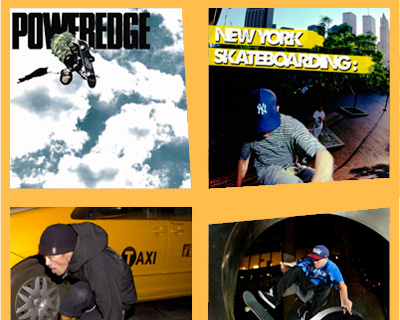 Poweredge Magazine: New York Skateboarding (2011)