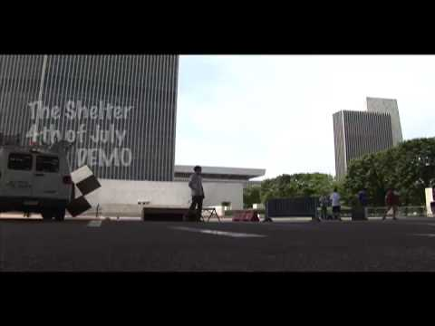 4th of July Shelter Demo in Albany (2008)