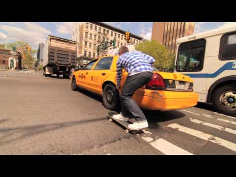 NYC HUF Commercials (2010)