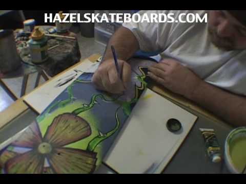 Hazel Skateboards – Happy Accidents Happen (2009)