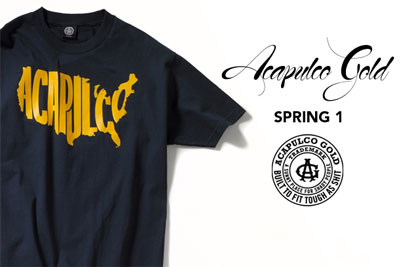 Look Book: Acapulco Gold – Spring 1 (2012)
