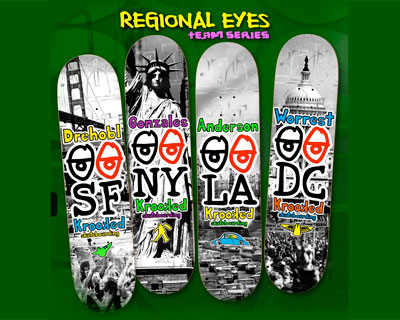 Krooked Regional Eyes Team Series (2012)