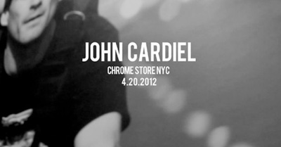 NYSB Exclusive Interview: John Cardiel at Chrome NYC (2012)