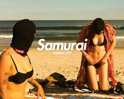Lookbooks: Samurai Summer (2012)