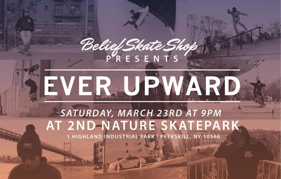 "Tonight: Belief ""Ever Upward"" Video Premiere (2013)"