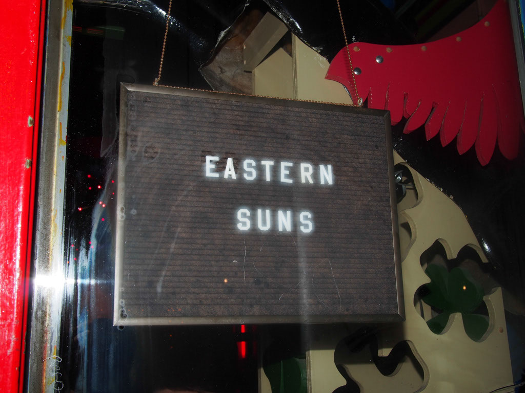 Shots: Eastern Suns Opening Reception @ Max Fish (2013)