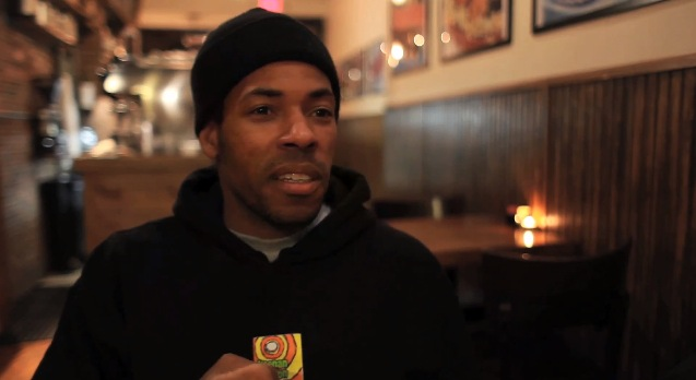 Interview: Free Lunch w Jahmal Williams (2013)