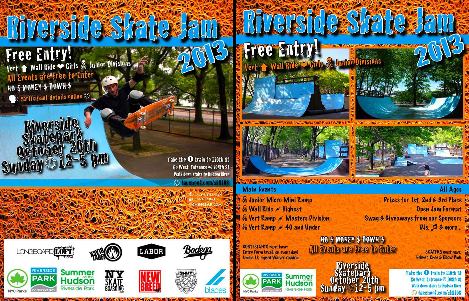 Today: Riverside Skate Jam (2013)