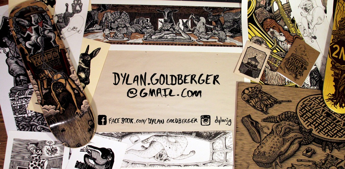 Dylan [James] Goldberger Art for Sale (2013)