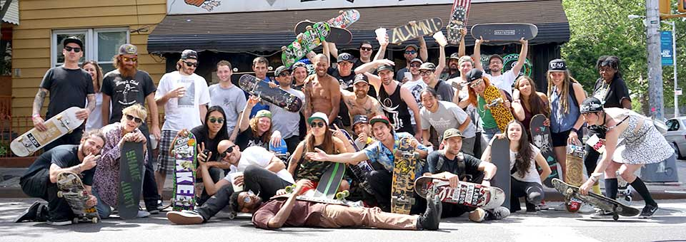 Go Skateboarding Day NYC – Part I (2014)