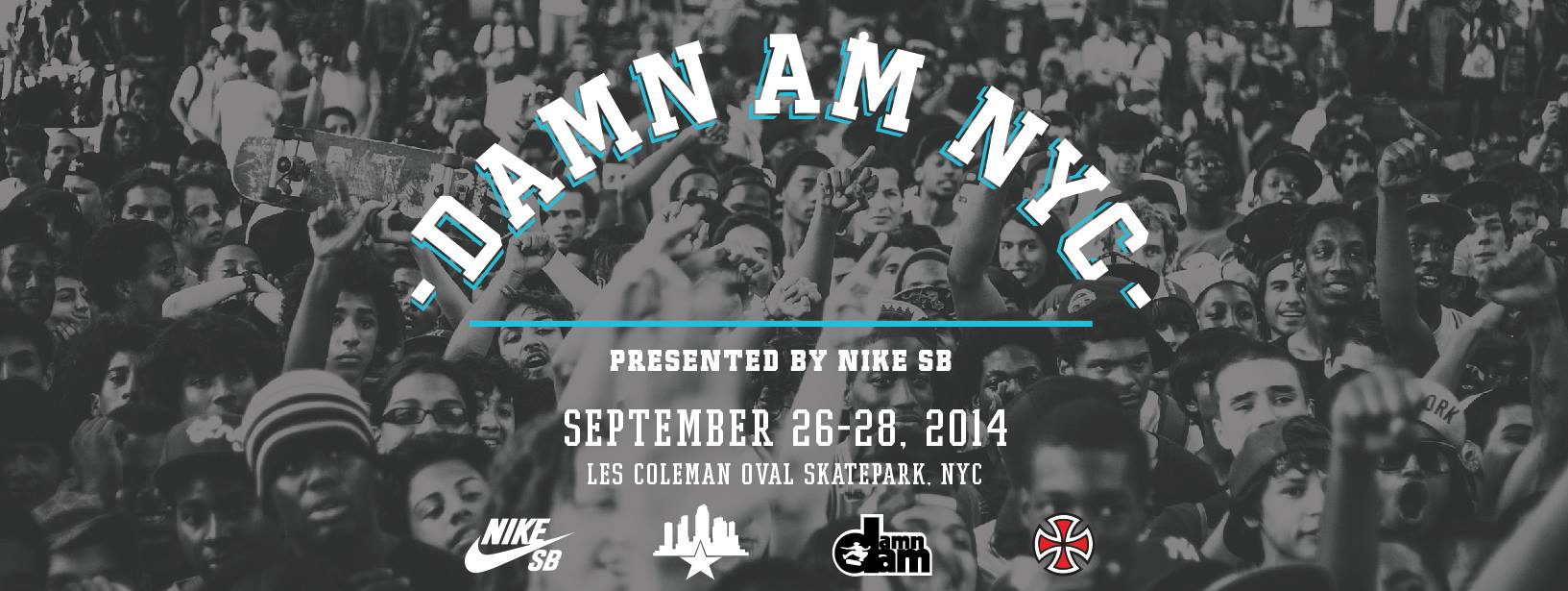 DAMN AM NYC Contest This Weekend (2014)