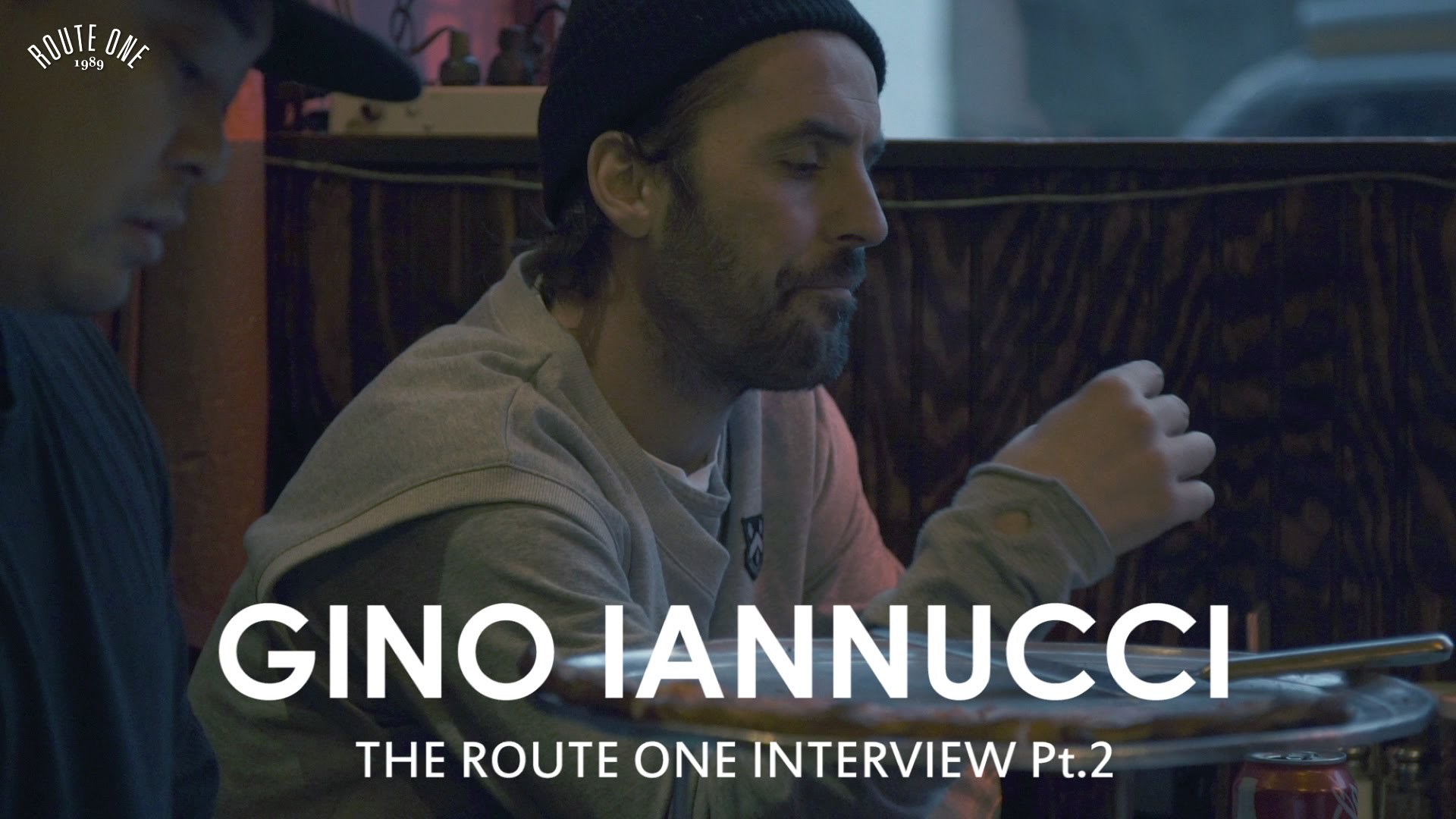 Interview: Gino Iannucci via Route One – Pt2 (2015)