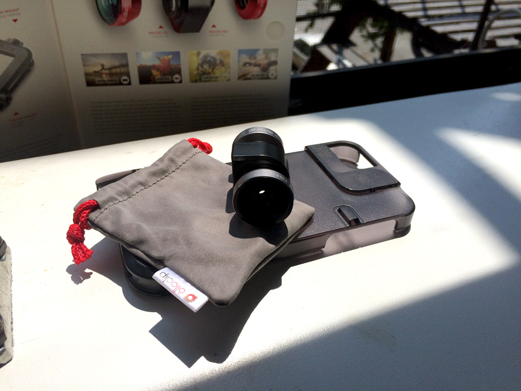 Mailbox Monday – olloclip 4-IN-1 Lens Kit (2015)