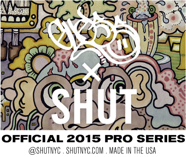 SHUT Guess Pro Series Now Available (2015)