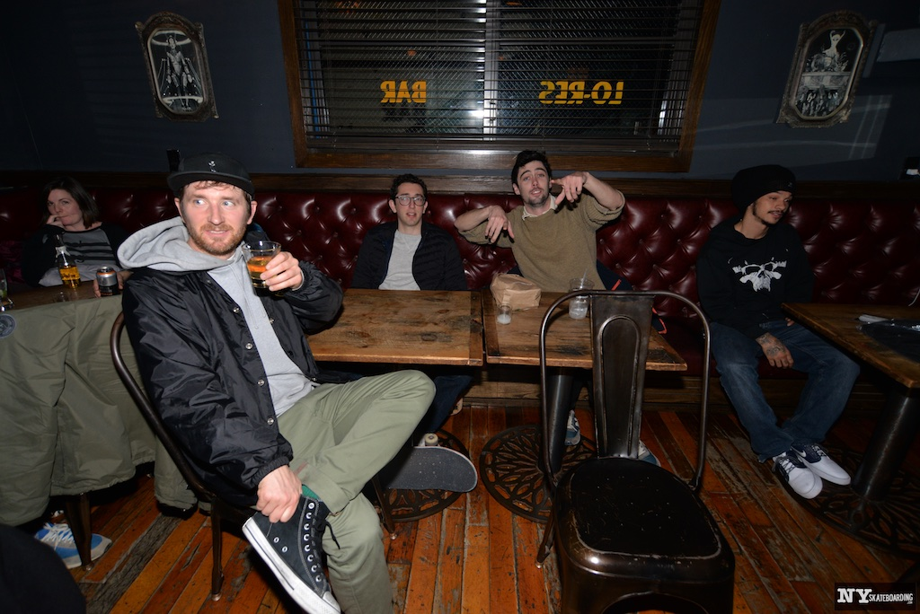 Event Recap: BKSKATENIGHT with Theories of Atlantis (2015)