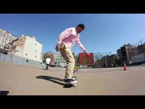 NY Clips: Quartersnacks – No Roadplates 'Til July 4th (2016)