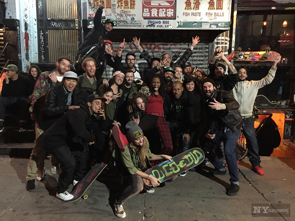 Event Recap: SkateNightNYC Thanksgiving Edition (2016)