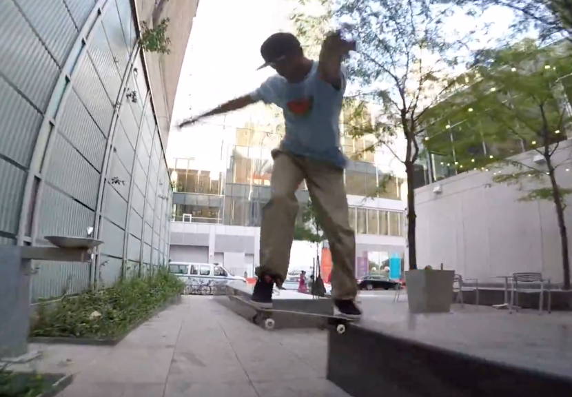 NY Clips: KEEP BITING – WATERMELONISM 4 (2016)