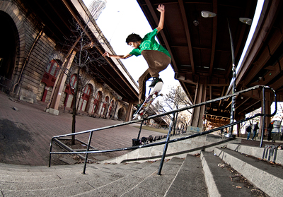 Throwbacks: Nate Rojas wins Best Line in New York Contest (2010)