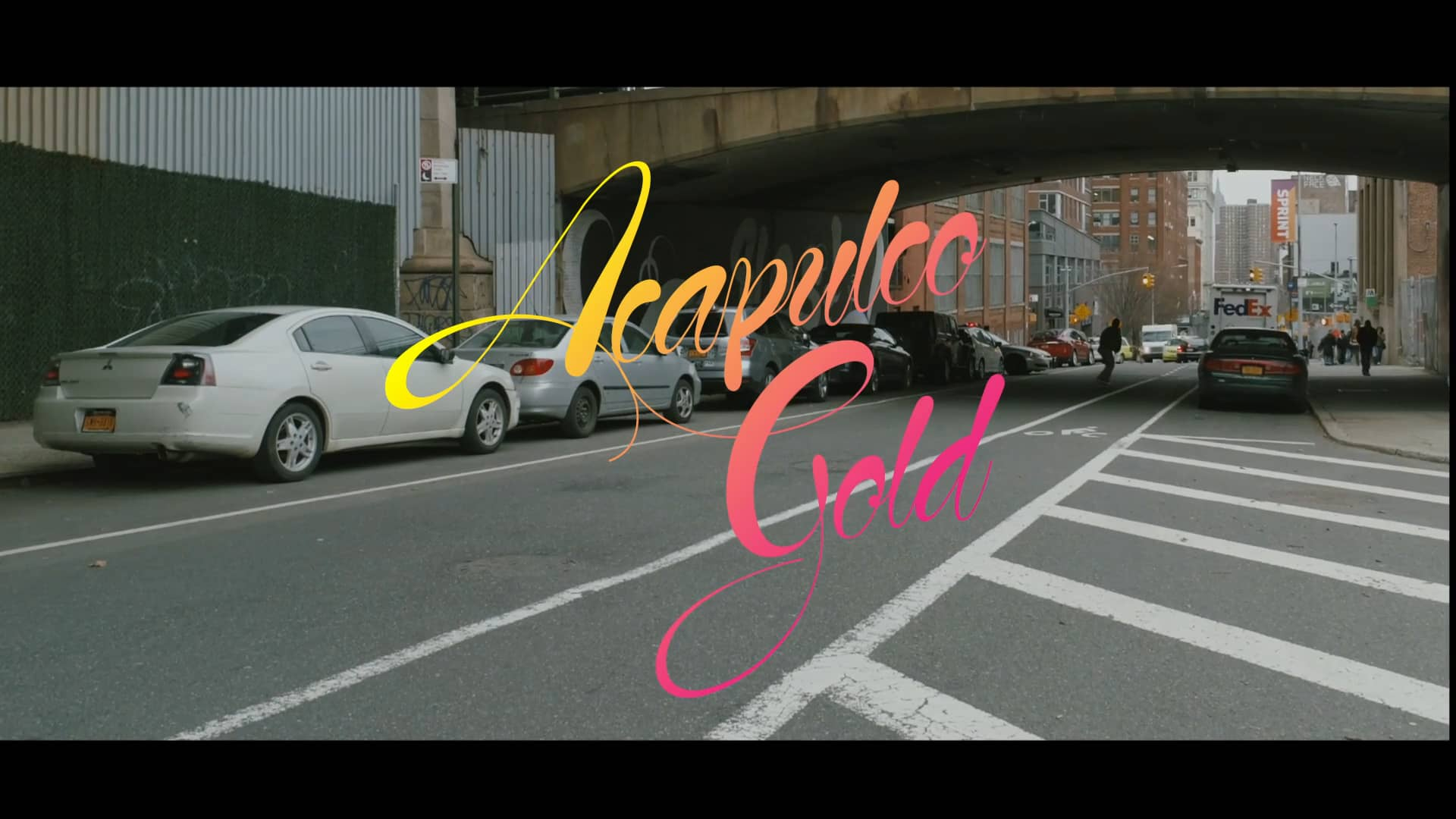 Acapulco Gold – Clip Of The Day Series (2017)