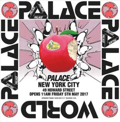 PALACE NYC Store Opening @ PALACE NYC | New York | New York | United States