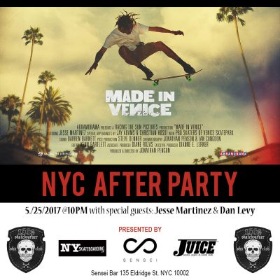 Made In Venice After Party @ Sensei Bar | New York | New York | United States