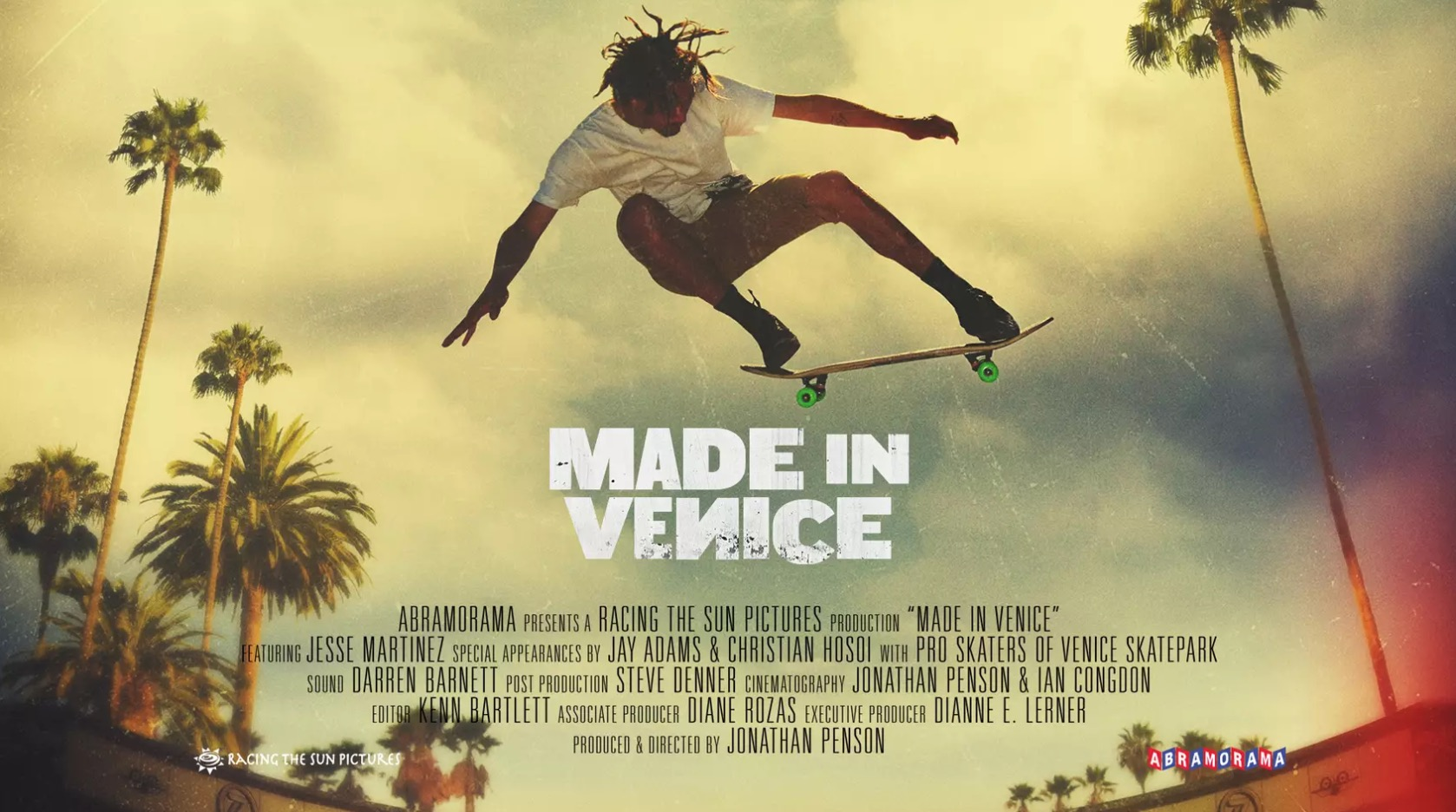 Made In Venice – NYC Premiere w Jesse Martinez (2017)