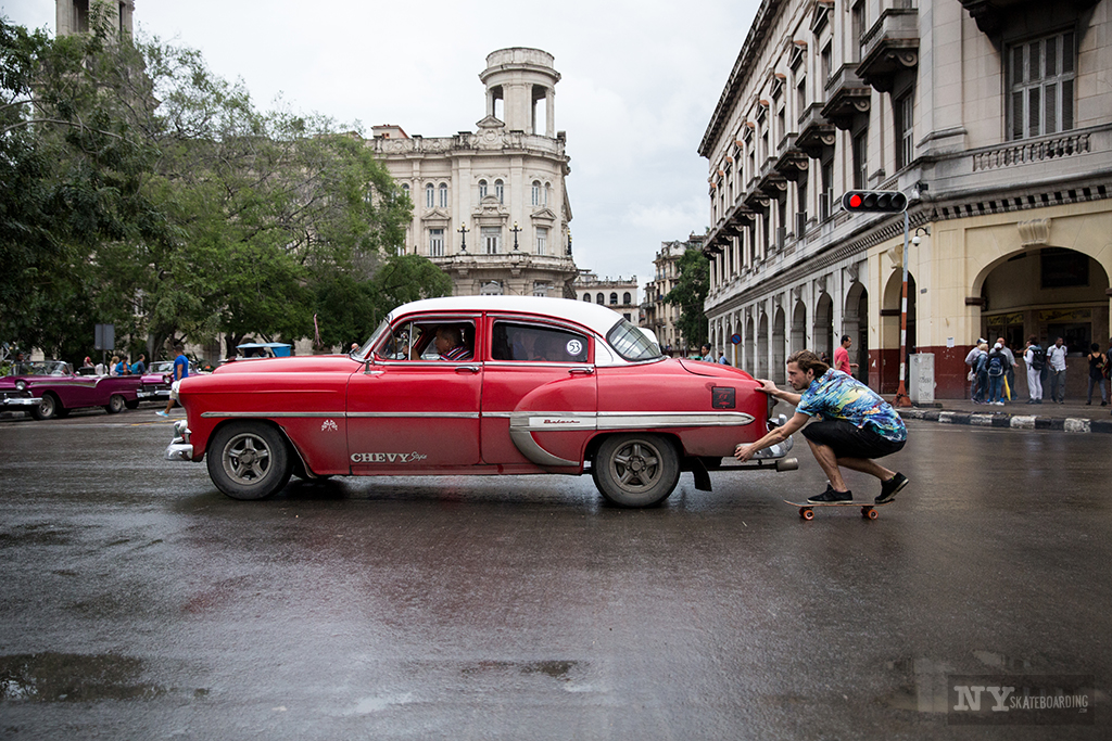 GNARMADS return to Havana with Amigo Skate Cuba (2017)