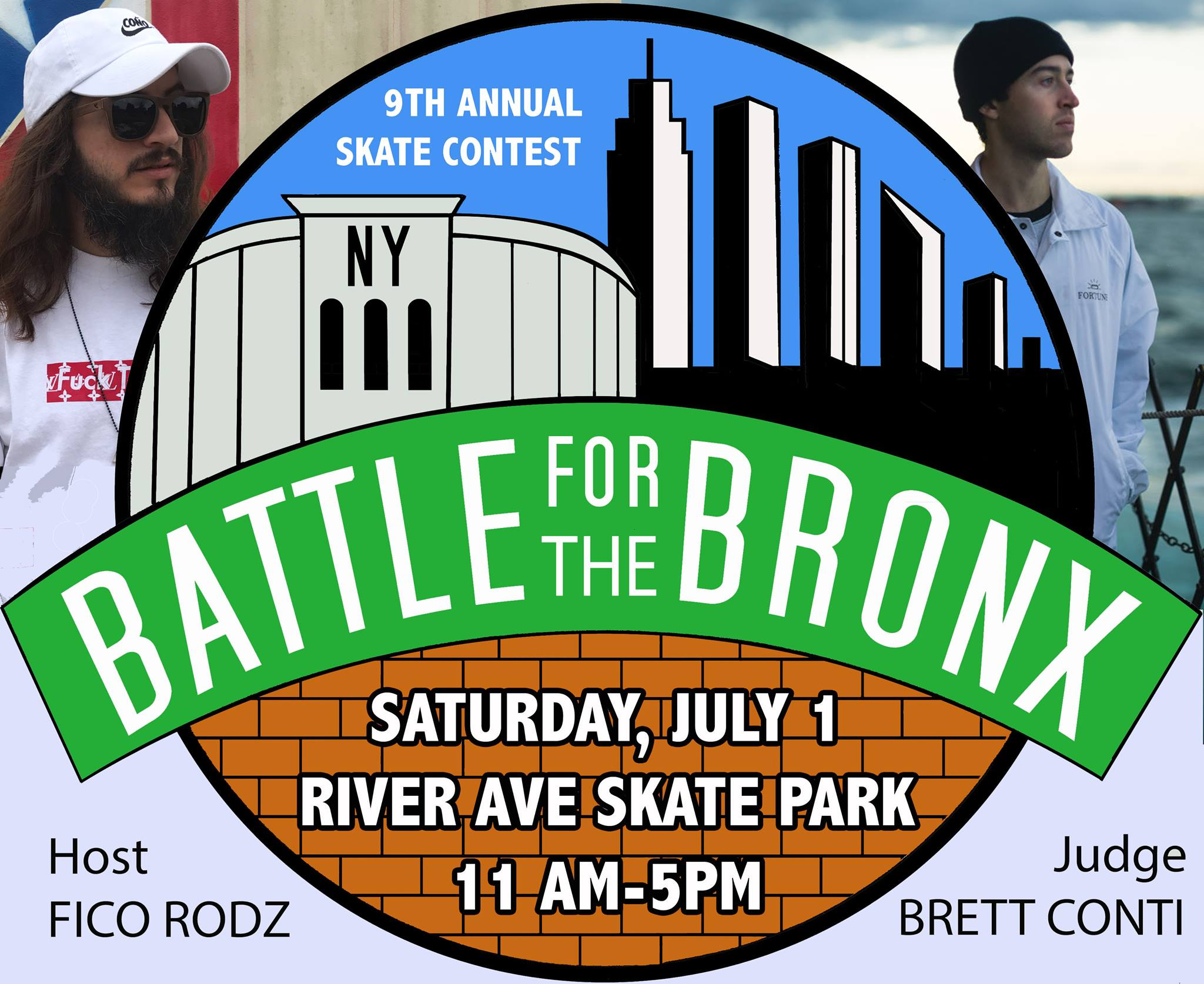 Tomorrow: Battle For The Bronx Contest (2017)