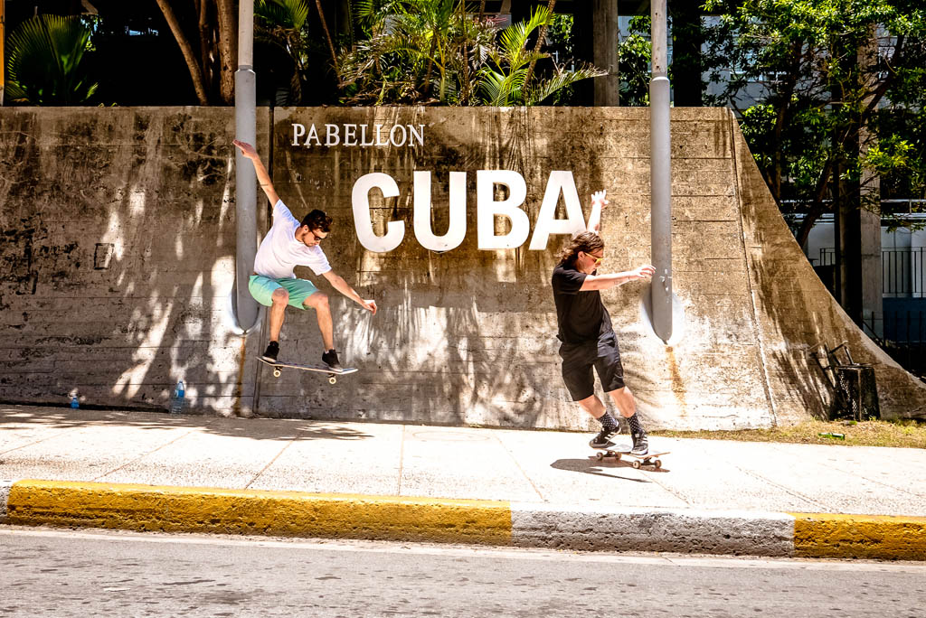 Photo Recap: Gnarmads in CUBA for Go Skateboarding Week (2017)