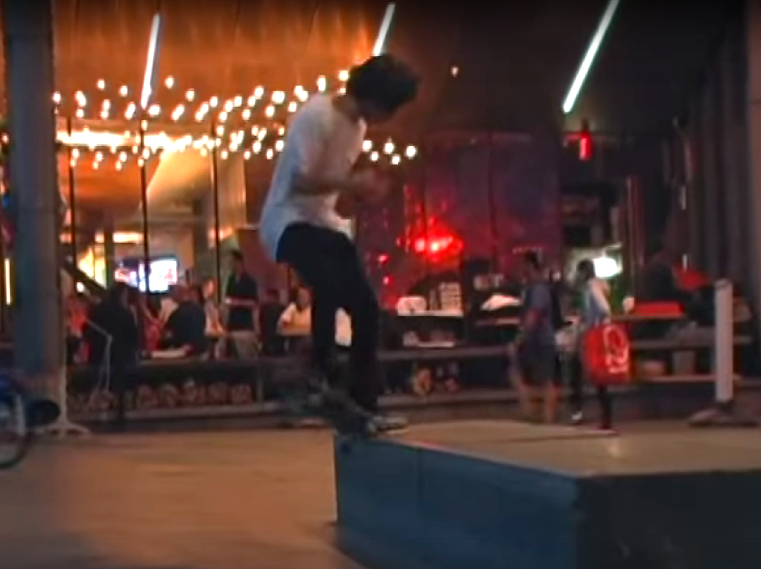 NY Clips: Wasted Youth  ( l o – f i ) (2017)
