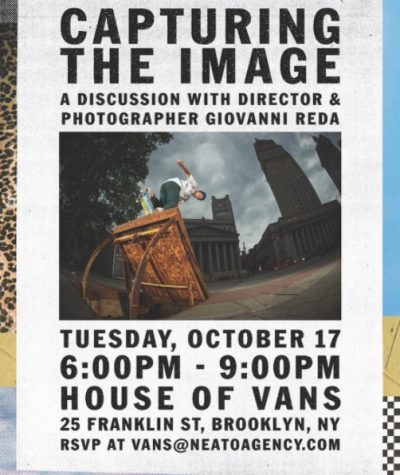 Capturing the Image w Reda @ House of Vans | New York | United States