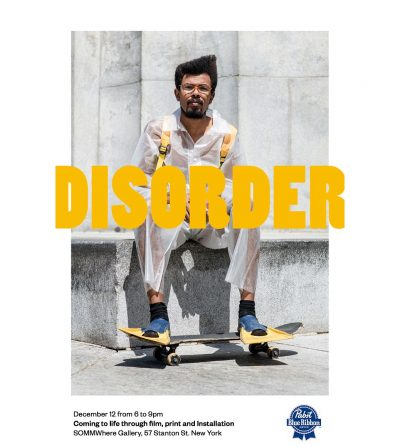 The DISORDER PROJECT Photo Show @ 59 Stanton Street | New York | New York | United States