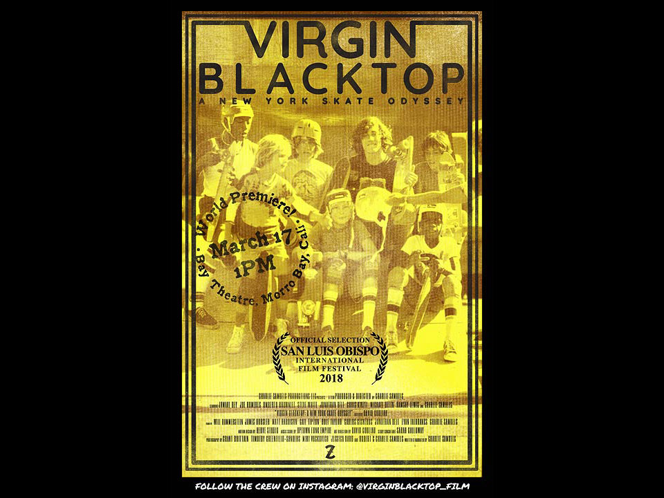 Virgin Blacktop Documentary – Premiering in CA (2018)