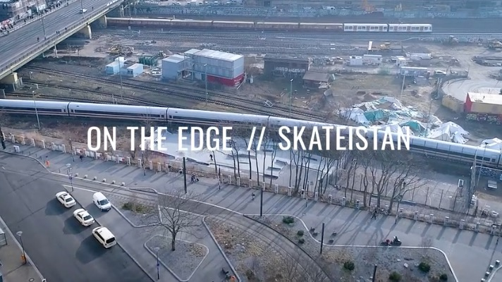On The Edge // Skateistan – Presented by DropBox (2018)