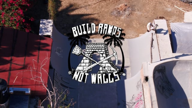 Build Ramps Not Walls – Exclusive Interview with Brian Adamkiewicz (2018)