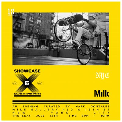 DAS DAYS Showcase - adidas Skateboarding @ Milk Gallery | New York | New York | United States