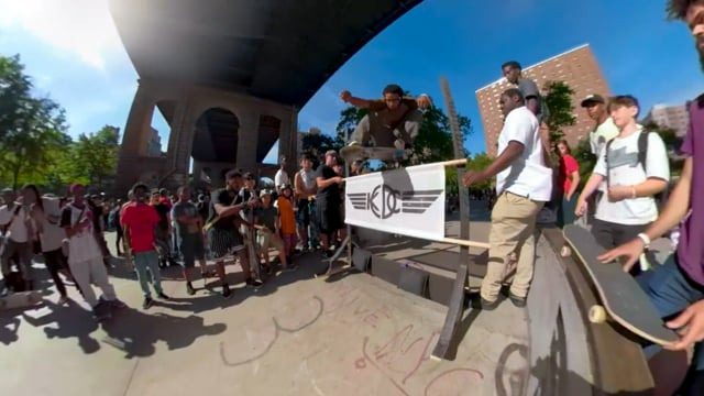 Video Recaps: Go Skateboarding Day NYC (2018)
