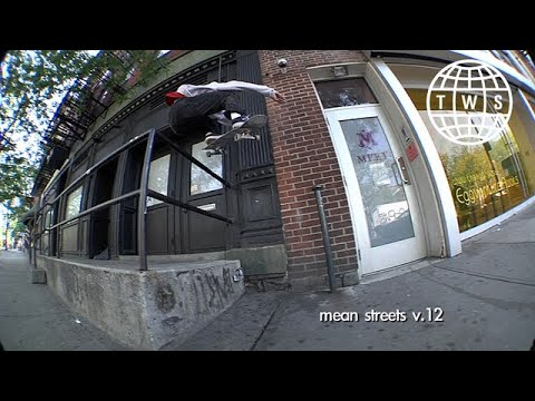 Lurk NYC: Mean Streets v.12 (2018)
