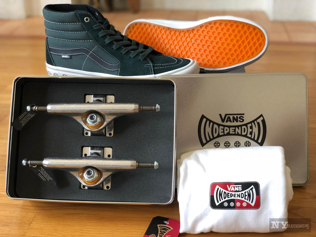 Mailbox Monday: Vans x Indy Collab Promo Package (2018)