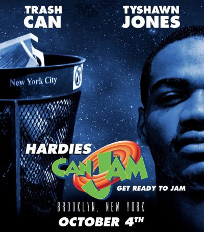 Hardies Can Jam w Tyshawn Jones @ Martinez Playground | New York | United States