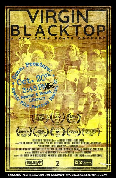"[CT] ""Virgin Blacktop"" Documentary Premiere @ Mystic & Noank Library 