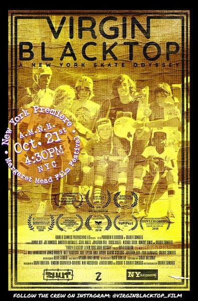 """Virgin Blacktop"" Documentary NYC Premiere - Margaret Mead Film Festival @ American Museum of Natural History 