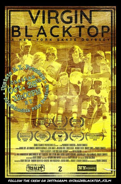 """Virgin Blacktop"" Documentary - Columbia Screening @ Morris Memorial Theatre 