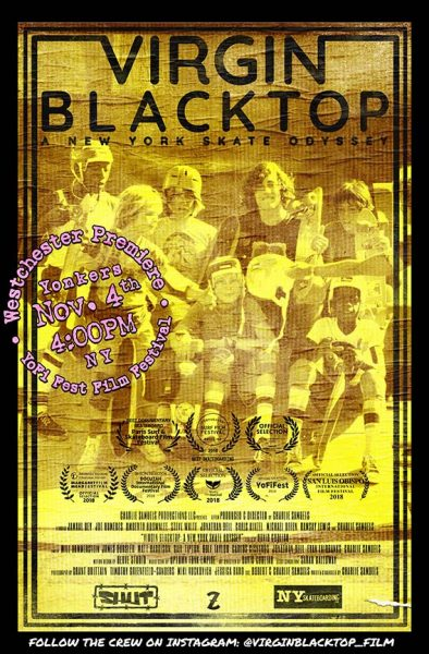 """Virgin Blacktop"" Documentary - Yonkers Screening @ Atrium Theater at the Riverfront Library  