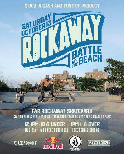 Rockaway Battle at the Beach @ Far Rockaway Skatepark | New York | United States
