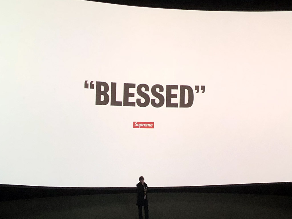 "Supreme ""BLESSED"" Now Available on iTunes (2018)"
