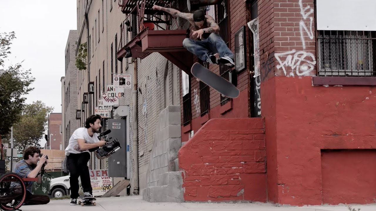 "NY Clips: Brian Anderson's ""Slappy Seconds"" Part (2019)"