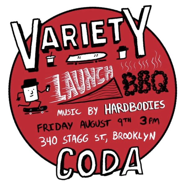 CODA x Variety Launch @ 340 Stagg St | New York | United States